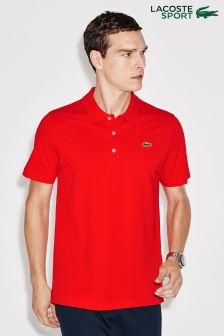 Lacoste® Sport Red L1230 Polo