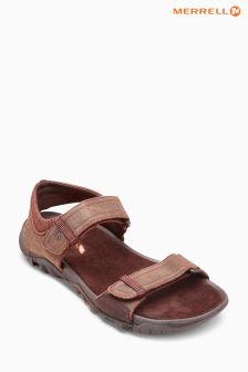 Merrell® Brown Telluride Strap Sandal