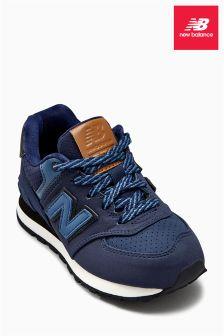 New Balance Blue 574