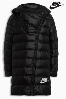 Nike Black Sportswear Padded Jacket