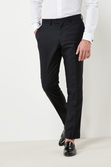 Signature Tuxedo Suit: Taped Trousers