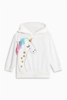 Unicorn Hoody (3mths-6yrs)