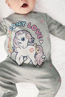 My Little Pony Sleepsuit (0mths-2yrs)