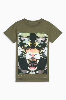 Tiger T-Shirt (3-16yrs)