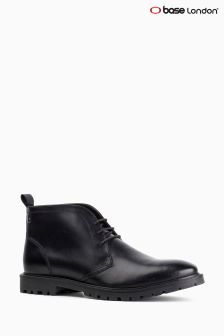 Base London Black Trojan Chukka Boot