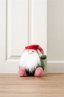 Edgar The Elf Doorstop