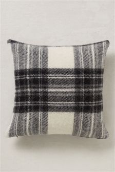 Tartan Wool Cushion