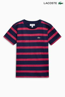 Lacoste® Multi Striped T-Shirt
