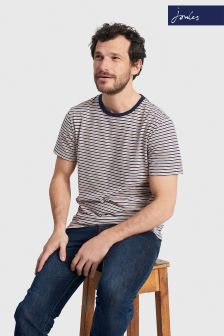 Joules Red Stripe Jersey Tee