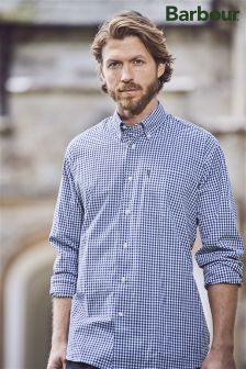 Barbour® Navy Country Gingham