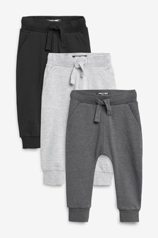 Super Skinny Joggers Three Pack (3mths-6yrs)