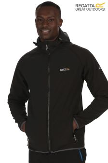 Regatta Black Arec Soft Shell