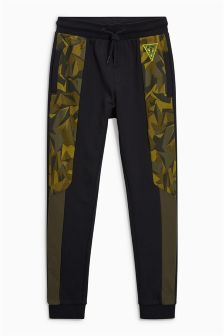 Cut And Sew Joggers (3-16yrs)