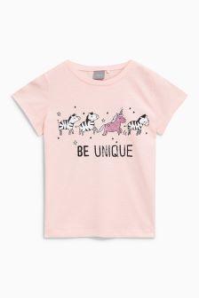 Unique T-Shirt (3mths-6yrs)