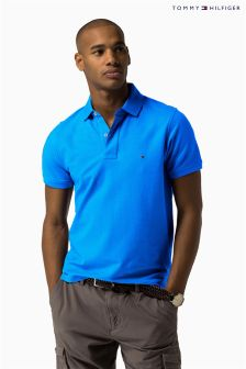Tommy Hilfiger Blue Performance Poloshirt