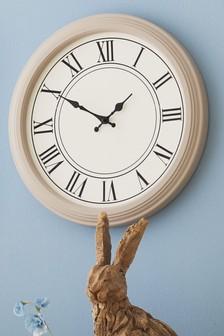 Hampton Stone Wall Clock