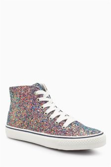 Glitter High Tops (Older)