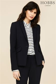 Hobbs Navy Gabi Jacket