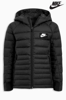Nike Black NSW Down Fill Jacket