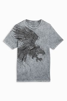 Eagle Acid Wash T-Shirt