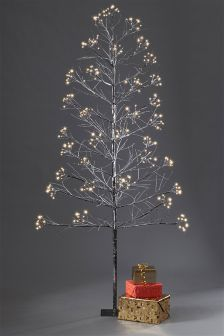 7ft 360 LED Starburst Twig Tree