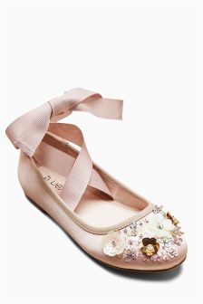 Embellished Shoes (Older Girls)