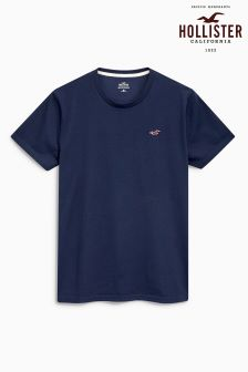 Hollister Navy Classic T-Shirt