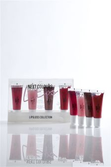 Set Of 4 Lip Glosses