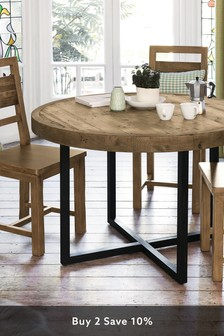 Blake Round Dining Table By Baker Furniture