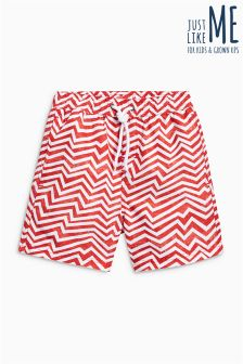 White Lines Swim Shorts (3mths-16yrs)