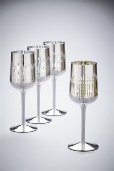 Set Of 4 Berkeley Wine Glasses