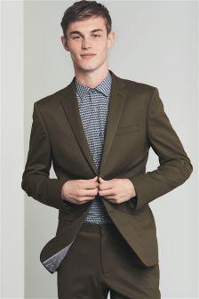 Stretch Twill Suit