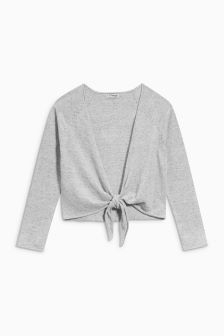 Ballet Wrap Top (3-12yrs)