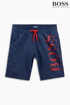 Hugo Boss Logo Swim Short