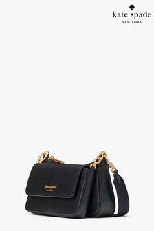 Lauren Ralph Lauren Debby Drawstring Dark Pine Sport Suede Bag