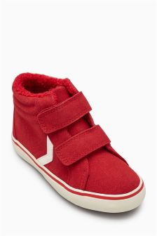 High Top Skate Chukka Boots (Younger Boys)