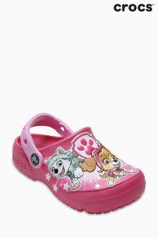 Crocs™ Pink FunLab Paw Patrol Clog