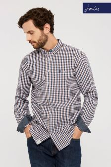 Joules Midnight Classic Fit Hewney Shirt