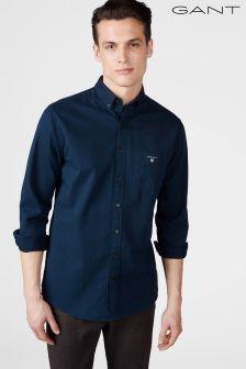 Gant Blue American Shirt