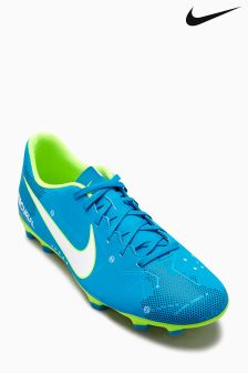 Nike Blue Orbit Mercurial Vortex Firm Ground