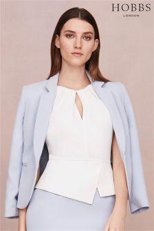 Hobbs Blue Carrie Jacket