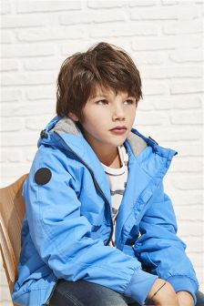 Padded Bomber Jacket (3-16yrs)