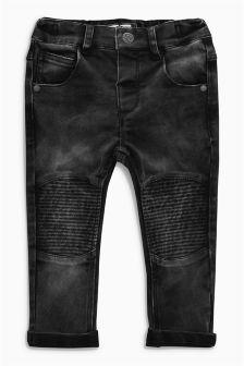 Biker Jeans (3mths-6yrs)