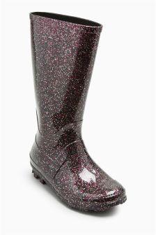 Glitter Wellies (Older Girls)