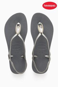 Havaianas® Luna Special Steel Grey Flip Flop