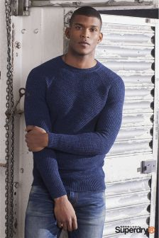 Superdry University Crew Jumper