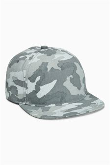 Camouflage Cap (Older Boys)