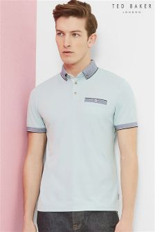 Ted Baker Mint Shapiro Polo