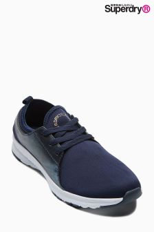 Superdry Navy Runner