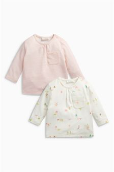 T-Shirts Two Pack (0mths-2yrs)